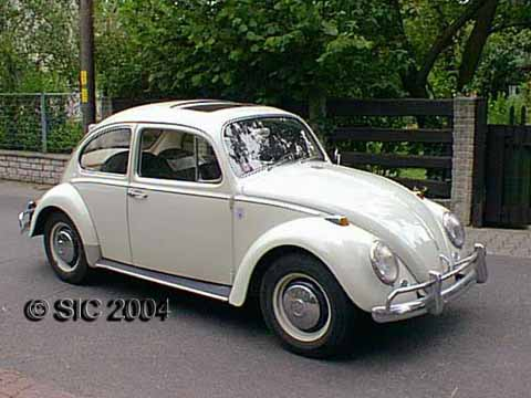 1998 finally a Beetle again. Just for fun on sunny days