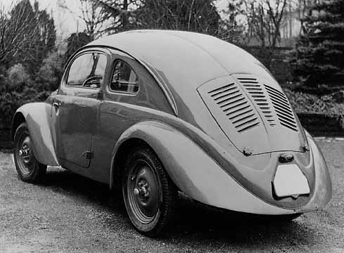 1936 one of 30 prototypes, unfortunately they were scrapped after the tests