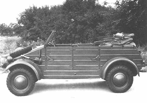 the thing, which was produced during the war for the armed forces instead of the Bug