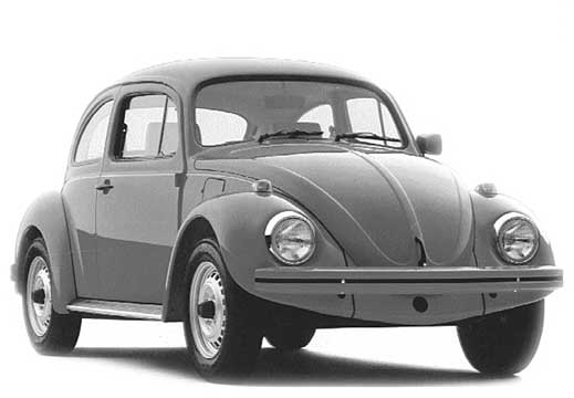 This is a Bug from Brasilian production, identifiable with the small side-windows