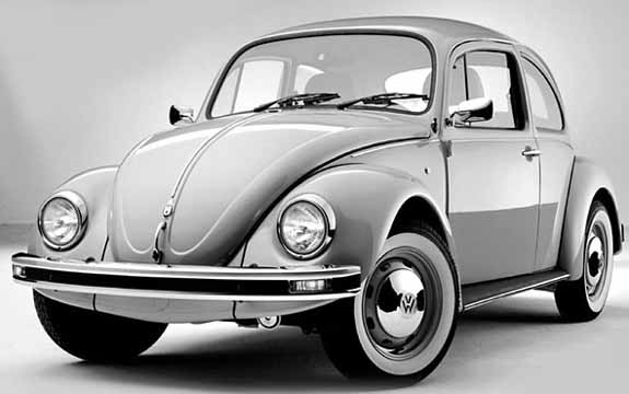 2003 was the ultimate end of Bug's production in Mexico. The very last 3000 became collector's items